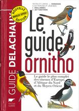 guide ornitho delachaux